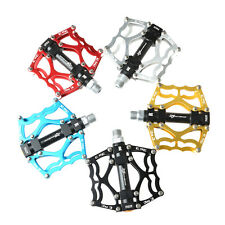 RockBros Bike Pedals Flat Platform Bicycle Cycling Sealed Bearing Pedals 9/16