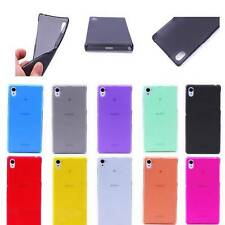 0.3mm Ultra thin Soft Case Cover Skin For Sony Xperia Z1 L39h Honami C6902 C6903