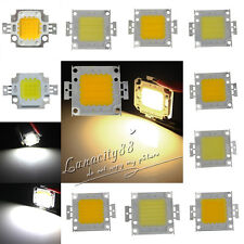 10/20/30/50/100W Bright High Power LED Chip Cold/Warm White Bulb For Flood Light