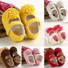 Hot sell Newborn Soft bottom Sandals Infant Girls Toddler baby shoes 18 months&