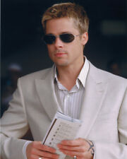 BRAD PITT OCEAN'S ELEVEN HUNKY COLOR PHOTO OR POSTER