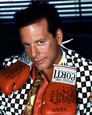 MICKEY ROURKE COLOR BOXING GLOVES PHOTO OR POSTER