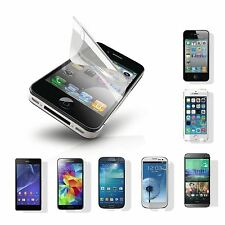 3 x Clear LCD Screen Protector Cover Guard Quality Transparent Film iXium