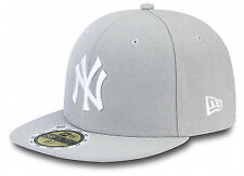 New Era New York Yankees Cap 59fifty Basic Fitted Cap Kappe Kids Young Children