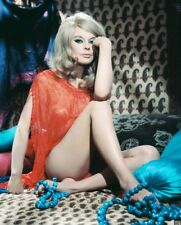ELKE SOMMER COLOR LEGGY SEXY POSE PHOTO OR POSTER