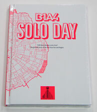 B1A4 - Solo Day [B ver.] CD + 112p Photobook + Bookmark + Poster + Gift Photo