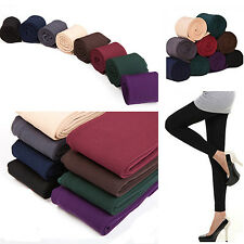 New Womens Warm Winter Skinny Slim Leggings Fashion Thick Plush Stretch Pants
