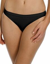 4 PACK Barely There Panty Custom Fit Microfiber Bikini Panties Style 2355