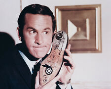 GET SMART DON ADAMS HOLDING SHOE PHONE PHOTO OR POSTER