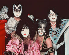 KISS GROUP PHOTO OR POSTER