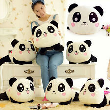 Kawaii Plush Doll Toy Animal Giant Panda Pillow Stuffed Bolster Gift 20-55CM