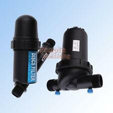 P4PM Multi-Size Connector Plastic Disc Filter for Garden Irrigation Water Filter