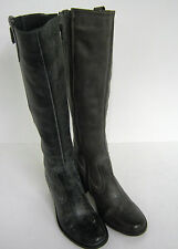 Women Leather Boots Brand Duo Style Bonn