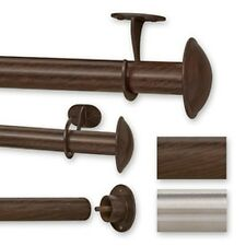 52 to100-inches Indoor/Outdoor Curtain Rod