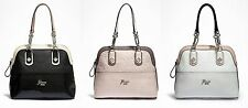 ..GUESS ANNEZ..INCREDIBLE DOME SATCHEL-YOU ARE TRULY STUNNING...