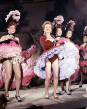 BETTE DAVIS AS DANCE HALL GIRL COLOR PHOTO OR POSTER
