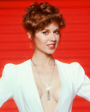 LEE PURCELL COLOR GLAMOROUS OPEN DRESS PHOTO OR POSTER