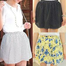 Hot Girl Lady Chiffon Package Hip Buttocks Short Skirts Cool Summer Cool Skirt