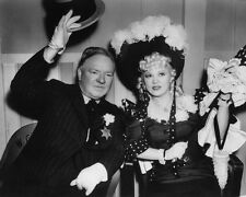 MY LITTLE CHICKADEE MAE WEST W.C. FIELDS PHOTO OR POSTER