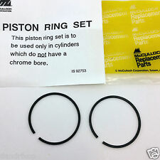 McCULLOCH 100 Series, 160S, EAGER BEAVER, PM3200 Piston Ring Set [#95143]