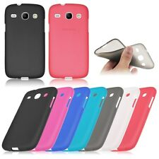 TPU Soft Case Silicone Cover Back For Samsung Galaxy CORE i8260 / i8262 Duos