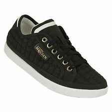 PUMA ALEXANDER MCQUEEN AMQ MENS CANVAS RABBLE LO TRAINERS - NEW LACE-UP DESIGNER