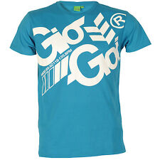 Gio Goi Mens Targe Cotton T-Shirt In Various Colours From Get The Label D1