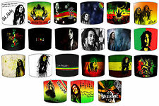 Bob Marley and Reggae Style Table Lamp Shades Or Ceiling Light Shades Lighting