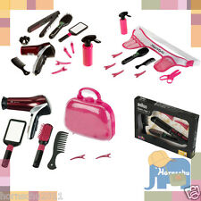 Theo Klein Kids Cosmetic Hairdresser Doll Hair Care Sets Accessories Selection