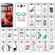 For AT&T LG Optimus G Pro E980 Case Accessory HARD Cover Protector Be My Penguin