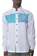 Bare Fox Elite Couture Urban Rapper Hip Hop Southern Button Up Plus Size Shirt