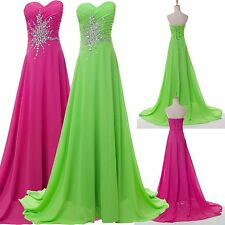 ❤Clearance Sale ❤Prom Gown Bridesmaid Evening/Formal/Party/Cocktail/Prom Dresses