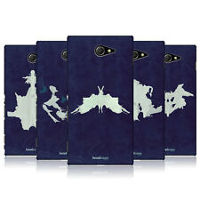 HEAD CASE INKBLOT TEST PROTECTIVE COVER FOR SONY XPERIA M2