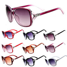 Fashion Retro Large Oversize Frame Shades Vintage Glasses Style Women Sunglasses