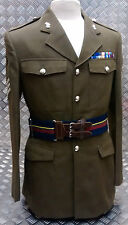 Genuine British Army Royal Marines RM  Stable Belt - All Sizes