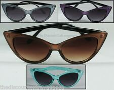 Nice Quality Cat Eye Sunglasses_ College Girl &Teen Size or Women w/Smaller Face