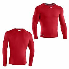 2014 Under Armour HeatGear Sonic Compression Base Layer LongSleeve Men's Shirt