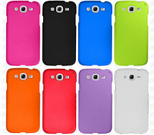 Samsung Galaxy Mega 5.8 Rubberized HARD Protector Case Phone Cover +Screen Guard