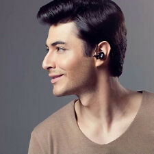 Smallest Bluetooth Headphone Headset Listen Music Receive Calls For Mobile Phone