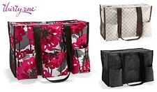 New Thirty one zip top Organizing Utility tote shoulder bag 31 gifts more design