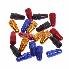 1/2/5/10pcs Bicycle MTB Presta French Valve Caps Anodized Cover High Quality