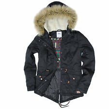 ONLY DAMEN WINTERJACKE PARKA CANVAS JACKET Gr.XS,S,M,L,XL