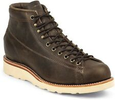 "Chippewa 1901M37 Men's 5"" Made in USA Bridgemen Boot Crazy Horse"