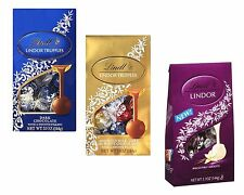 Lindt Lindor Chocolate Truffles Candy 3 Bags