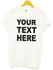 YOUR TEXT HERE CUSTOM PRINT HEN NIGHT STAG DO T SHIRT