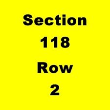 2 TIX Toronto Maple Leafs vs BUF Sabres 3/11 Air Canada Centre Sect-114