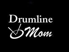 Drumline Mom Women's T-Shirt ----- Band - Marching Drummer Music Drums