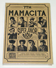 Super Junior - MAMACITA AYAYA (Vol. 7) [B Ver.] CD+Photobook+Photocard+Poster