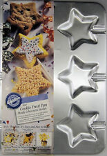 Star Cookie Treat Cake Pan from Wilton 8102