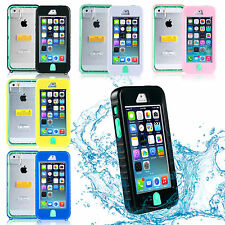 New Waterproof Shockproof Dirt Snow Proof Durable Case Cover For iPhone 5 5S